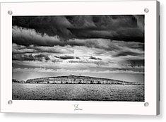 The Shipwreck  Acrylic Print