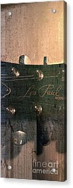 The Signature  Acrylic Print by Steven Digman