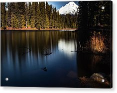 The Silence Of The Lake Acrylic Print