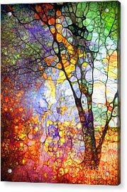 The Simple Tree Acrylic Print