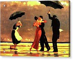 The Singing Butler Acrylic Print