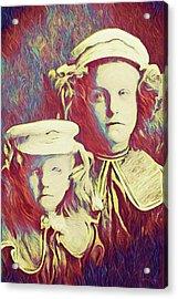 The Sisters Savage Acrylic Print
