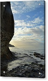 The Slow Down Acrylic Print by JAMART Photography
