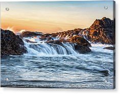 The Small Things Acrylic Print