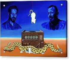 The Snake Acrylic Print