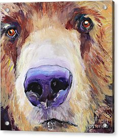 The Sniffer Acrylic Print