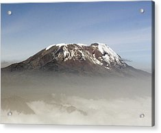 The Snows Of Kilimanjaro Acrylic Print