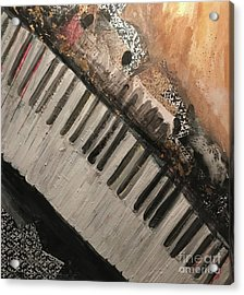 The Song Writer 2 Acrylic Print