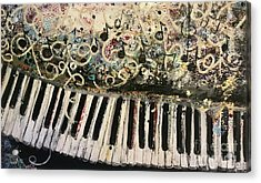 The Songwriter  Acrylic Print
