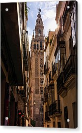 The Soul Of Seville Acrylic Print
