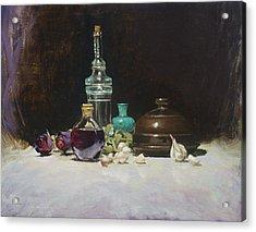 The Spanish Bottle Acrylic Print