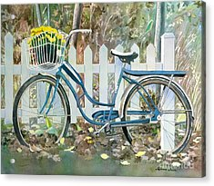 The Special Delivery Acrylic Print