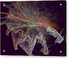 The Spell Acrylic Print by Emma Alvarez