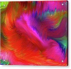 The Spirit Of Life Acrylic Print