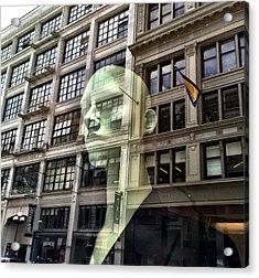 The Spirit Of San Francisco Acrylic Print
