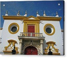 The Spirit Of Sevilla Acrylic Print by JAMART Photography