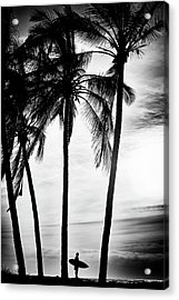 The Stand Acrylic Print