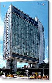 The Standard Hotel Acrylic Print