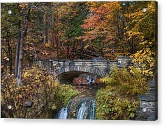 The Stone Bridge Acrylic Print