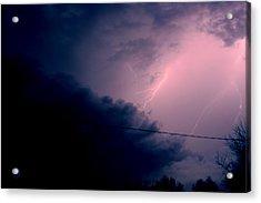 The Storm 1.1 Acrylic Print