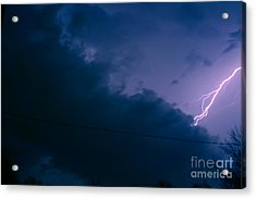 The Storm 1.2 Acrylic Print