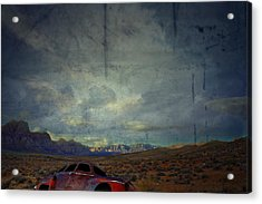 Acrylic Print featuring the photograph The Story Goes On  by Mark Ross