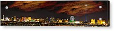 The Strip Acrylic Print