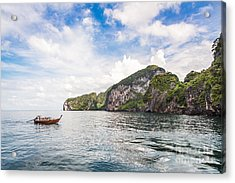 The Stunning  Koh Mook In The Trang Island Acrylic Print