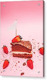 The Sugar Hiatus  Acrylic Print