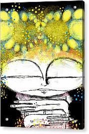 The Summer Acrylic Print by Mark M  Mellon