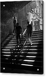 The Sunbeam Trilogy - Part 2 Acrylic Print