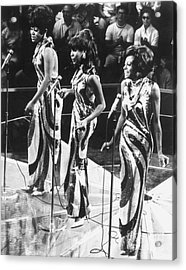 The Supremes, C1963 Acrylic Print by Granger