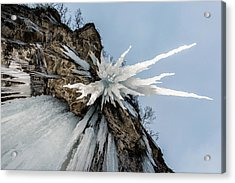 The Sword Of Damocles Acrylic Print