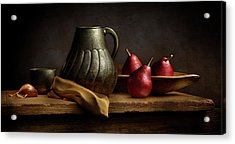 Acrylic Print featuring the photograph The Table by Cindy Lark Hartman
