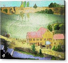 The Tavern Acrylic Print