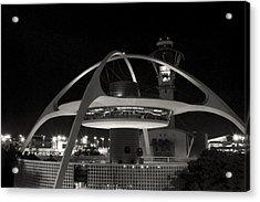 The Theme Building, Encounter Restaurant, Lax Airport Acrylic Print