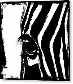 The Three Musketeers - Zebra Acrylic Print