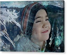 The Thrill Of Adventure Acrylic Print