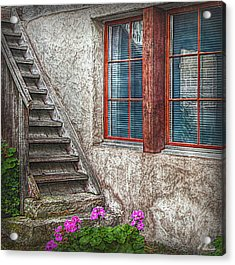 The Timbre Stair Acrylic Print