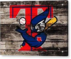 The Toronto Blue Jays 1b Acrylic Print