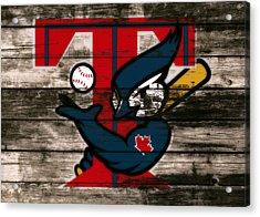 The Toronto Blue Jays 1c Acrylic Print
