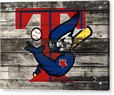 The Toronto Blue Jays  Acrylic Print