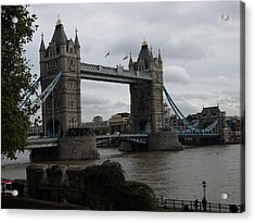The Tower Bridge Acrylic Print