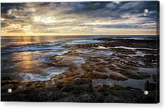 The Tranquil Seas Acrylic Print