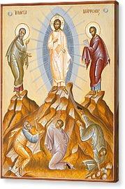 The Transfiguration Of Christ Acrylic Print