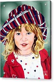 The Treasured Hat Acrylic Print