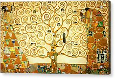 The Tree Of Life Acrylic Print