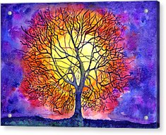 The Tree Of New Life Acrylic Print