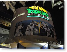 The Trop Acrylic Print