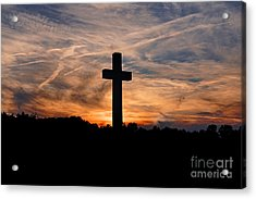 The Ultimate Sacrifice Acrylic Print